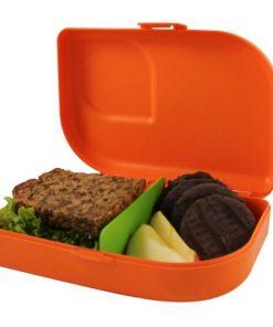 AJAA! Lunchbox oranje