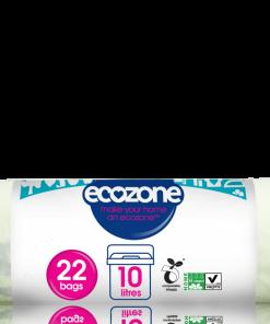 Ecozone composteerbare GFT-afvalzakken